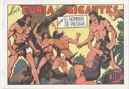 España. Revista De Comicos. El Hombre De Piedra. La Furia De Los Gigantes. N° 3. - Libri, Riviste, Fumetti