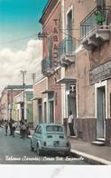 TALSANO-TARANTO-INSEGNA =SALI E TABACCHI=-BELLISSIMA CARTOLINA VERA FOTOGRAFIA VIAGGIATA IL 13-10-1966 - Taranto