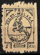 146 - SPAIN - 1936 - CIVIL WAR - LOCAL MALAGA ISSUE - TO CHECK AND IDENTIFY - Non Classificati