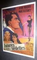 Carte Postale (cinéma Affiche Film) Futures Vedettes (Brigitte Bardot - Jean Marais) - Posters On Cards