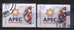 Australia 2007 APEC  Y.T. 2751/2752 (0) - 2000-09 Elizabeth II