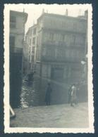 84 AVIGNON Inondations Nov 1935 Photo 6 X 8.5 Cm - Orte