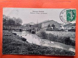 CPA (54) Sanzey. Entrée Du Village- Le Terrouin. .(N.933) - Francia