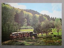 CP 88 Sur La Route De Rambervillers St Die Le Parc D'attractions à FRAISPERTUIS CITY  Jeanmenil,son Petit Train,ses Jeux - Saint Die