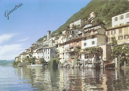 8267/FG/20 - GANDRIA (SVIZZERA) - LAGO DI LUGANO - Svizzera