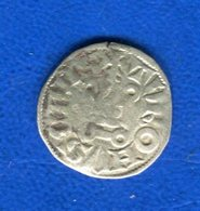 Philippe Iv   Denier  Tournois  A  O  Rond  1280 - 987-1789 Royal