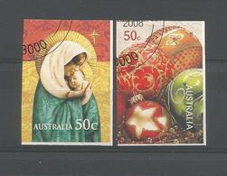 Australia 2008 Christmas S.A. (2) Y.T. 2993/2994 (0) - 2000-09 Elizabeth II