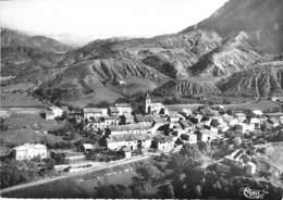 05 - CLARET Vue Générale Aérienne - CPSM Village ( 1.200 Habitants ) Dentelée Noir Blanc Grand Format 1967 Hautes Alpes - France