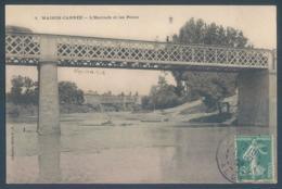 Algérie MAISON CARREE L'Harrach Et Les Ponts - Algérie