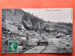 CPA (55) Euville. Grande Carrière.  (N.952) - France