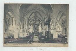 Offranville (76) : L'intérieur De L'église Env 1920 PF. - Offranville