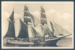 Segelschulschiff NIOBE Training Ship Bateau école Boat Voilier - Voiliers