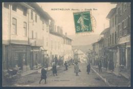 73 MONTMELIAN Grande Rue - Montmelian