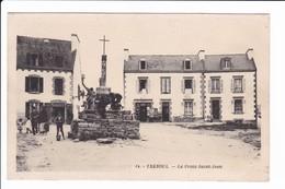 14 - TREBOUL - La Croix Saint-Jean - Tréboul