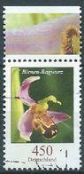 ALLEMAGNE ALEMANIA GERMANY DEUTSCHLAND BUND 2015 FLOWERS DEFINITIVE: OPHRYS APIFERA 450C MI 3191 YT 2995 SC 2885 SG 3321 - Used Stamps