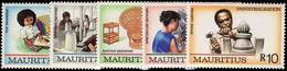 Mauritius 1987 Industrialisation Unmounted Mint. - Mauritius (...-1967)