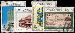 Mauritius 1988 Mauritius Commercial Bank Fine Used. - Mauritius (...-1967)