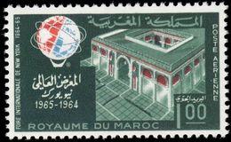 Morocco 1964 New York Worlds Fair Unmounted Mint. - Marokko (1956-...)