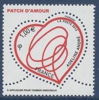 N° 4632 Coeur Adeline André Faciale 1,00 € - Unused Stamps