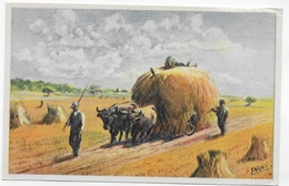 AGRICULTURE - ILLUSTRATEUR - PEQUI A BESANCON - CPA NON VOYAGEE - France