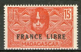 MADAGASCAR: N°235 ** (+20%)    - Cote 19,20€ - - Madagascar (1889-1960)