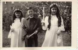 Photo Postcard - Children ,Wien Austria - Personnes Anonymes