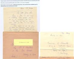 GUERRE 39-45 LETTRE Du 1-7-1940 De STRASBOURG, N'ÉTANT PAS PRISONNIERS, NOUS SOMMES BIEN CONSIDÉRÉS PAR LES ALLEMANDS… - Marcophilie (Lettres)
