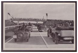 """DT- Reich (008322) Propaganda Sammelbild Adolf Hitler"""""""" Bild 120, Eröffnung Der Ersten Teilstrecke Der Reichsautobahn - Briefe U. Dokumente"""