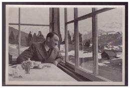 """DT- Reich (008329) Propaganda Sammelbild Adolf Hitler"""""""" Bild 52, Auf Der G`schwandner Alm Bei Garmisch - Briefe U. Dokumente"""