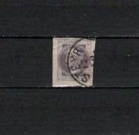 N° 10a TIMBRE AUTRICHE JOURNAUX  OBLITERE   DE 1867     Cote : 10 € - Journaux
