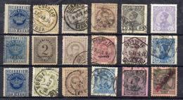 PORTUGAL !  Timbres Anciens Et De Guinée, Mozambique Et Açores Depuis 1876 ! NEUFS - Colonies & Territories – Unclassified