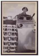 """DT- Reich (008393) Propaganda Sammelbild Adolf Hitler"""""""" Bild 150, Die Neue Tankwaffe - Briefe U. Dokumente"""