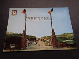 Belgique  België  ( 3125 )   Breedene  Bredene     CPSM - Bredene