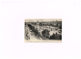 La Seine Et La Cité.Expédié à Charleroi (Belgique) - The River Seine And Its Banks