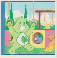 Image La Vache Grosjean Bisounours N° 7 - Stickers