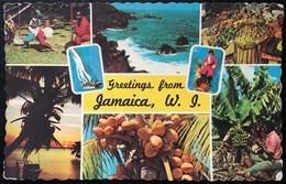 GREETINGS FROM JAMAICA - Jamaica