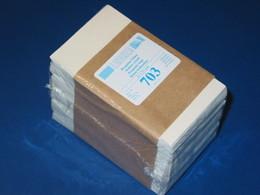 LINDNER 500 Pergamin-Tüten Nr. 703 - 63 X 93 Mm + 14 Mm Klappe - Non Classés