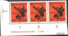 DDR Mi.-number.: 2463DV With Publication Info (complete Issue) Unmounted Mint / Never Hinged 1979 Vietnam - Unused Stamps