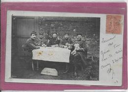 62.- AVION .- 3 Mai 1906 Souvenir Des  Grèves Du Pas De Calais  ( Carte Photo ) - Avion
