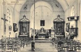 Biercée NA8: Intérieur De L'Eglise - Thuin