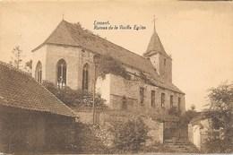Lincent NA2: Ruines De La Vieille Eglise - Lincent
