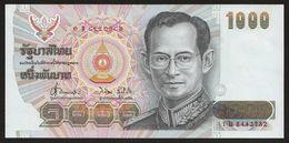 1000 Baht Serie 14 Sign 62 Thailand 1992 UNC - Thaïlande