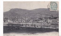 Carte Postale  Millau Vue Générale - Altri Comuni