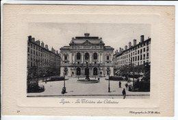 Cpa Lyon Theatre Des Celestins - Autres