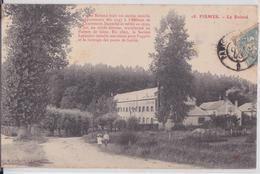 FISMES (51 Marne) - Le Roland Ancien Moulin Lafrique Usine Lustrage De Peaux De Lapins Abbaye De Chartreuve - Fismes