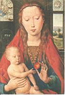 "Brugge (Bruges, Belgio) Sint Janshospitaal, ""Madonna Col Bambino"", Hans Memlinc - Malerei & Gemälde"