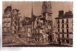 REF 472 : CPA 44 NANTES La Place Royale - Nantes