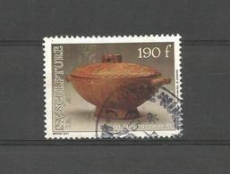 955 Heiva  Sculptures   (743) - Polynésie Française