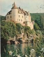 *** CALENDRIER 1974*** PINSAC Lot  14x20cm --carte Postale Géante Calendrier Au Dos Offert  éditions  YVON - Calendriers