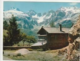 *** CALENDRIER 1974*** Paysage De Montagne  14x20cm --carte Postale Géante Calendrier Au Dos Offert  éditions  YVON - Grand Format : 1971-80